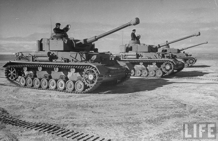 II. Dünya Savaşı'nda Kullanılan Alman Tankları | Tarihi Olaylar