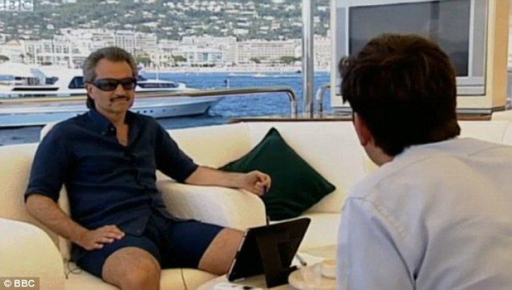 Prens El-Velid bin Talal ile ilgili görsel sonucu