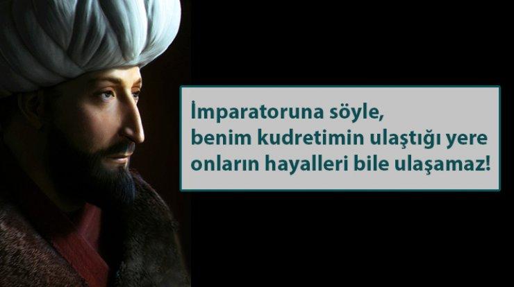 Osmanlı Padişahlarının Sizi Kendilerine Hayran Bıracak Meşhur