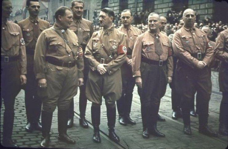 Nazi Almanyasının Tarihi Baştan Yazan Liderleri Tarihi Olaylar