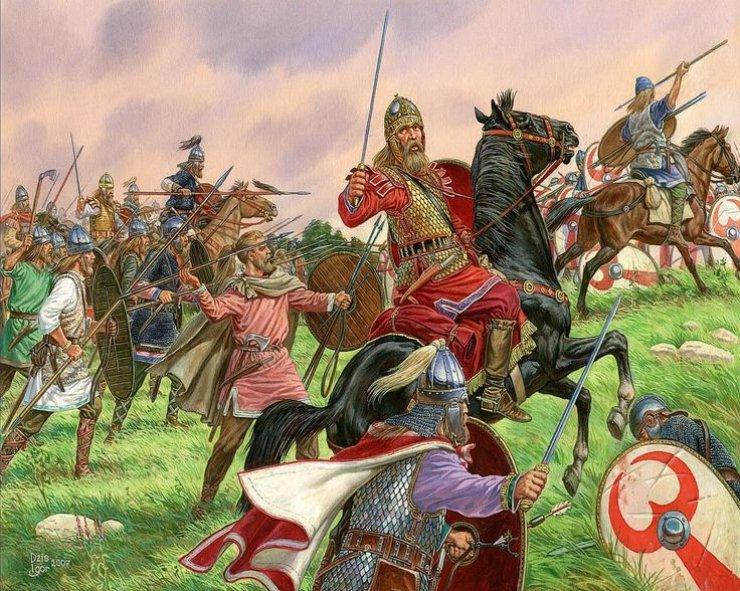 ROMA İMPARATORLUĞU'NUN YIKILMASINA MÜLTECİ KRİZİ SEBEP OLDU ile ilgili görsel sonucu