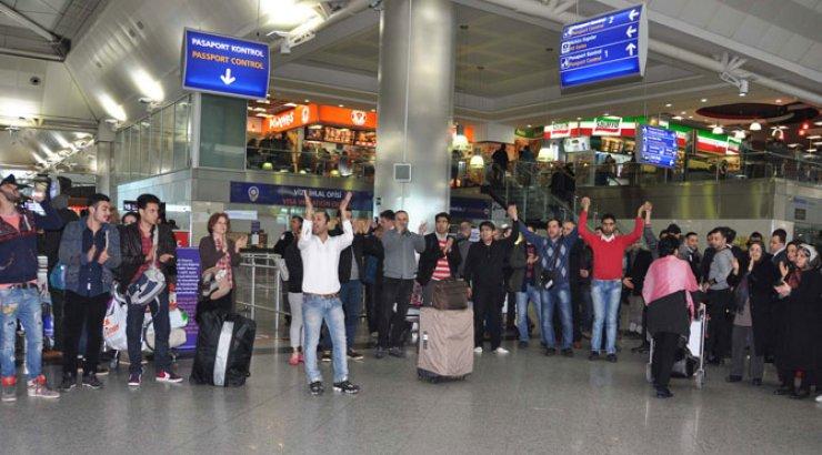 atatürk hava limanı yolcu ile ilgili görsel sonucu