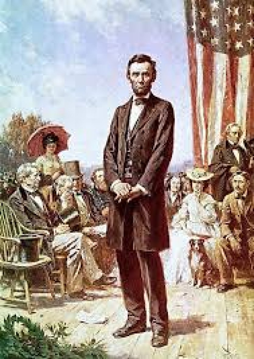 an analysis of the differences between abraham lincolns gettysburg address and pericles pericles fun 6 quotes from the gettysburg address: 'fourscore and seven years ago our fathers brought forth on this continent, a new nation, conceived in liberty, and.