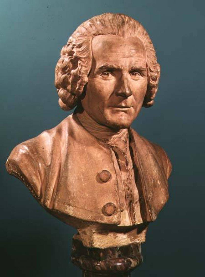 Jean Jacques Rousseau Biyografi