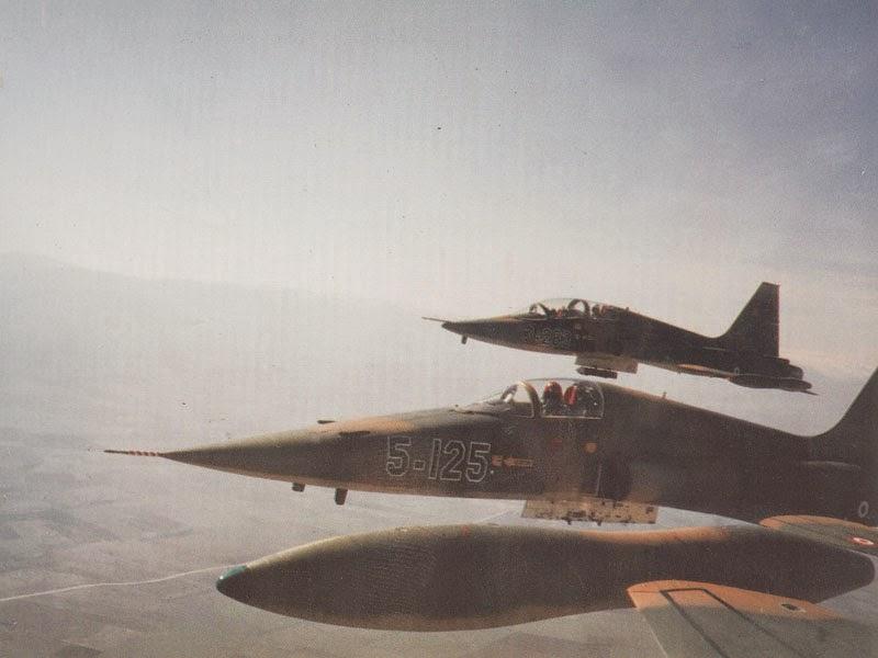 6. Akrotime bağlı savaş uçakları