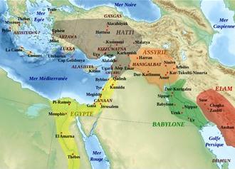 mezopotamya tarihi olaylar