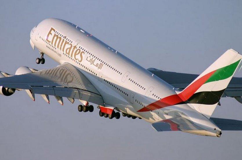 4-)Emirates Airlines Ülke: Birleşik Arap Emirlikleri ile ilgili görsel sonucu