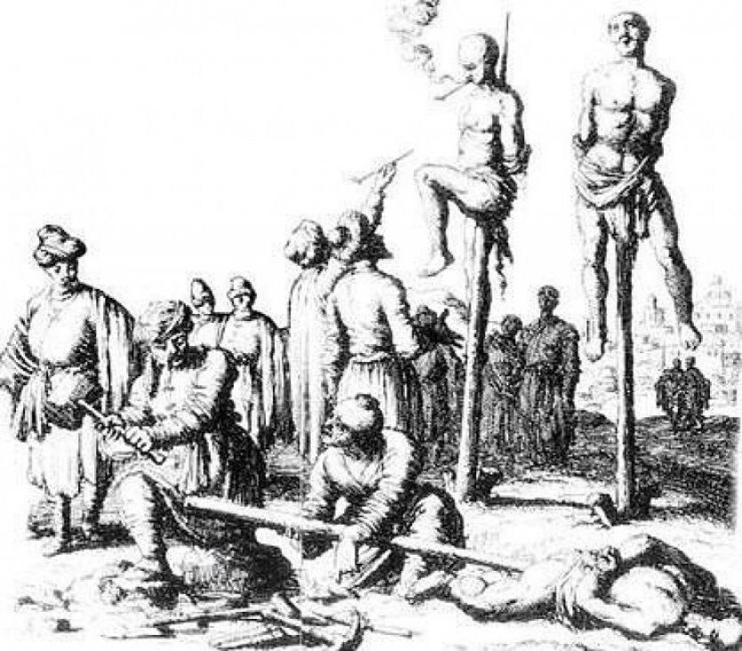 смертная казнь проституткам