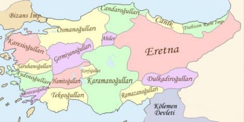 Germiyanoğulları (1299-1429) | Tarihi Olaylar