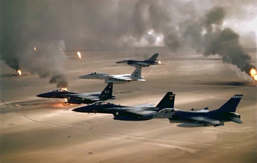 Körfez Savaşı   Tarihi Olaylar