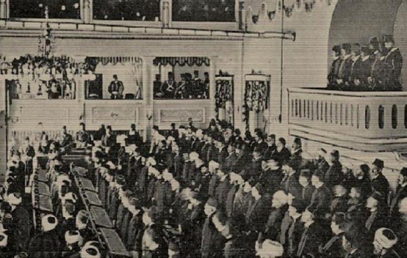 Meclis-i Mebusan (Mebuslar Meclisi) | Tarihi Olaylar