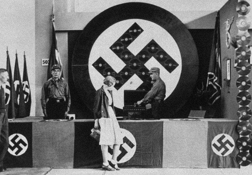 Nasyonal Sosyalizm Tarihi Olaylar