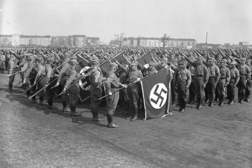 Nazi Almanyası Nasyonel Sosyalist Almanya Tarihi Olaylar